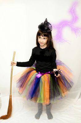 Costum vrajitoare copii 526