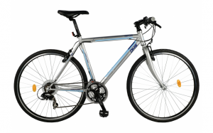 Bicicleta CROSS CONTURA 2863 - Model 2015 DHS