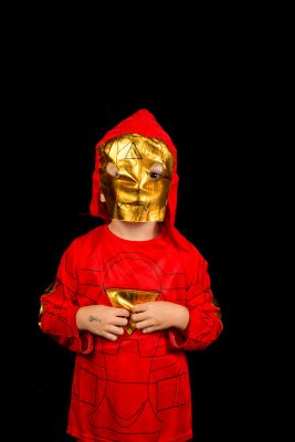 Inchiriere Costum carnaval baieti Iron Man 1502