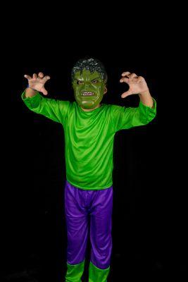 Inchiriere Costum carnaval baieti Hulk1503