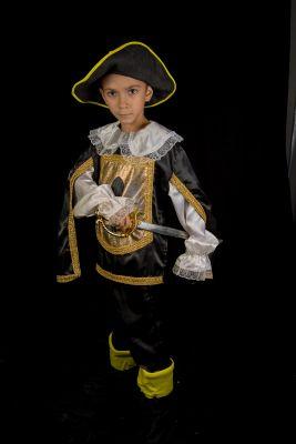 Costum print, cavaler, muschetar 585