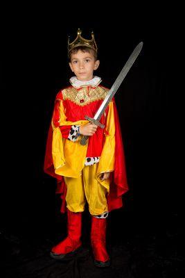 Inchiriere Costum Rege 622