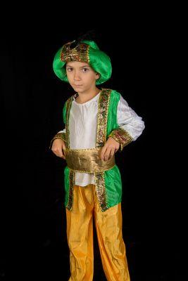 Inchiriere costum carnaval arab, pasa, sultan 1315