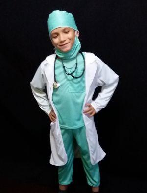 Inchiriere costum doctor pentru copii 1337