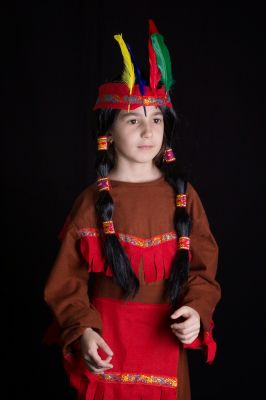 Inchiriere costum indianca 728