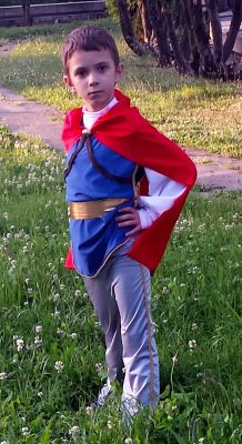 Inchiriere costum print din Alba ca Zapada 1005