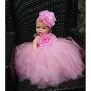 Rochita roz printesa bebe 1300V