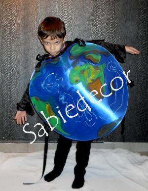 Costum serbare planeta pamant 14