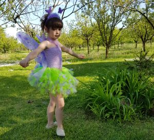 Inchiriere rochita fetite Fluture 537