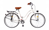 Bicicleta Urban CRUISER 2696 - model 2015-Alb