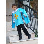 Costum print, cavaler, muschetar 614