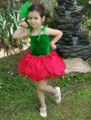 Rochita serbare lalea, trandafir, mac 639