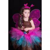 Costum serbare fluture 756