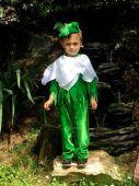 Costum serbare ghiocel baiat 634