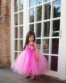 Rochita roz ocazie fetite 907
